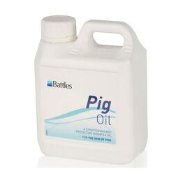 Battles Equine Pig Conditioning Oil - 22.5 Litre