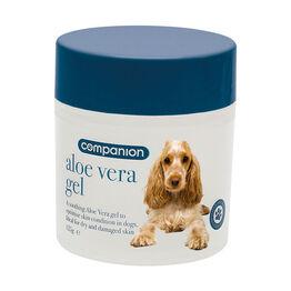 Companion Aloe Vera Dog Skin Gel - 125g