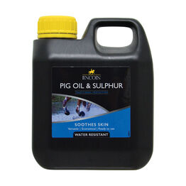 Lincoln Pig Oil & Sulphur - 1 Litre