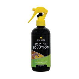 Lincoln Equestrian Iodine Solution - 250ml