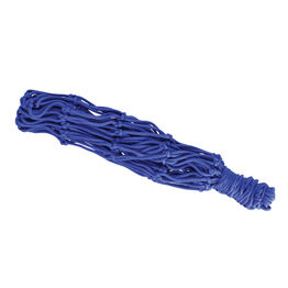 Lincoln Three Horse Hay Net - Blue