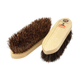 Equerry Wooden Dandy Brush - Bassine - Brown