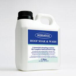 Keratex Hoof Soak & Wash - 1 litre