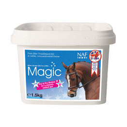 NAF Five Star Magic Settled Gut Horse Supplement - 3kg