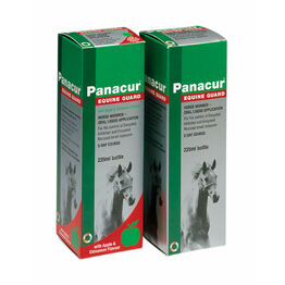 Panacur Equine Guard - Apple/Cinnamon - 225ml