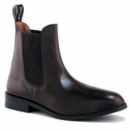 Toggi OTTOWA Brown Leather Jodhpur Boots
