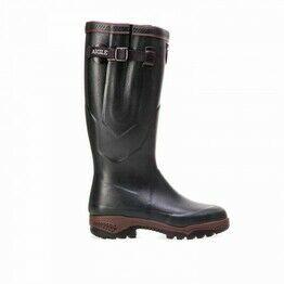 Aigle Parcours 2 Iso Unisex Wellington Boots - Bronze