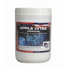 Apple Lytes Granules Equine America