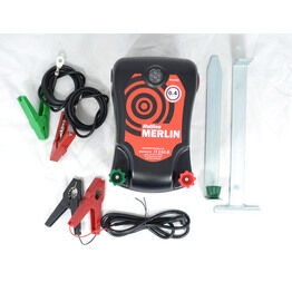 Hotline HLB25 Merlin 6-12V Battery Fencing Energiser