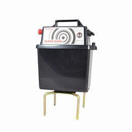 Hotline Super Hawk Electric Fencing Battery Energiser