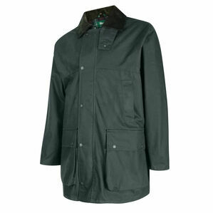 Hoggs Of Fife Woodsman Country Wax Jacket