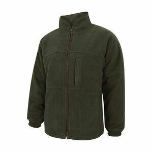 Hoggs Of Fife Ghillie Padded Waterproof Fleece Jacket