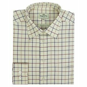 Hoggs Of Fife Ambassador Premier Tattersall Check Shirt