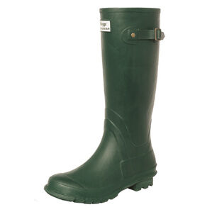 Hoggs Of Fife Braemar Wellington Boots - Green