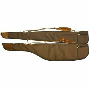 Bisley Deluxe Rifle Canvas Covers - Brown