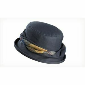 Olney EMMA NAVY (1007) Wax & Twist Hat