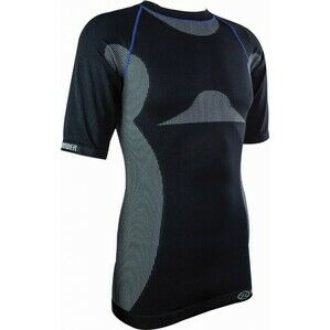 Highlander Thermo Tech Men's Shortsleeve Top - Black