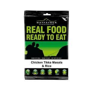 Wayfarer Meal - Chicken Tikka & Rice Camping Food