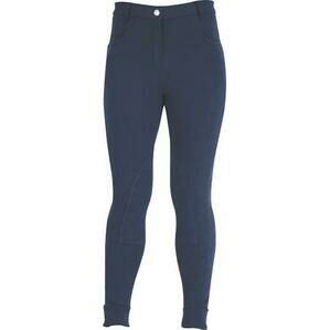 HYPERFORMANCE MELTON LADIES JODHPURS - Navy Blue