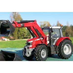 Britains Massey Fegruson 6616 Tractor & Loader 43082