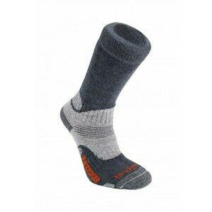WoolFusion Trekker CuPED Socks - Gunmetal