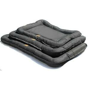 Waterproof Dog Mattress - Black