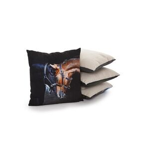 Country Matters Soft touch cushion - Old Friends
