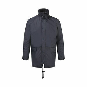 Castle Clothing Fleece Lined Jacket - Navy
