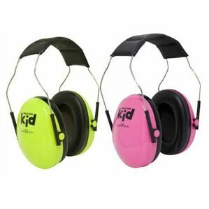 Bisley Kids Junior Hearing Protection by Peltor - Yellow