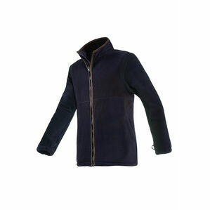 Baleno Henry Mens Fleece Jacket in Navy