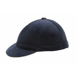 Hy Velvet Hat Cover - Navy