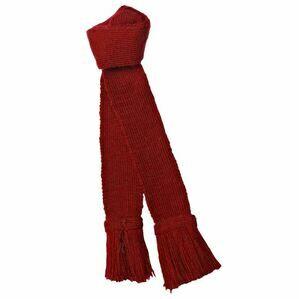 Pennine Garter Salvoldo (red)