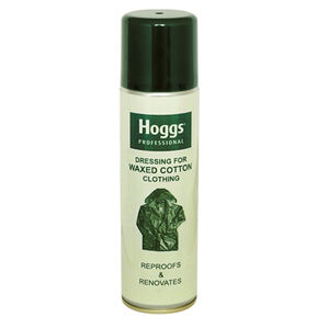 Hoggs of Fife Dressing for Waxed Cotton Clothing SPRAY 200ml
