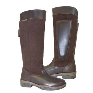 Kanyon Clydesdale Women's Leather Country Boots