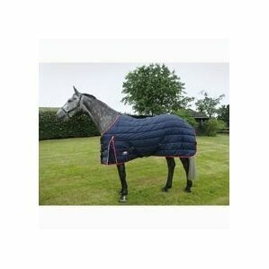 Wolseley Essentials Stable Rug Navy/Red