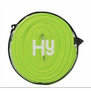HyViz 8M Yellow Lunge Rein Relflector 13689