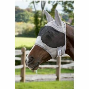 Lemieux Comfort Silver Shield Half Mask Grey Wool
