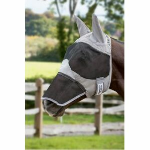 Lemieux Comfort Shield Full Mask Silver/Grey Wool