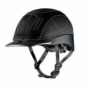 Troxel Black Sierra Riding Hat