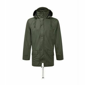 Fortex 221 Airflex Waterproof Jacket - Green