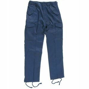 Blue Castle Navy Combat Trousers