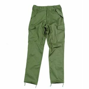 Blue Castle Green Combat Trousers