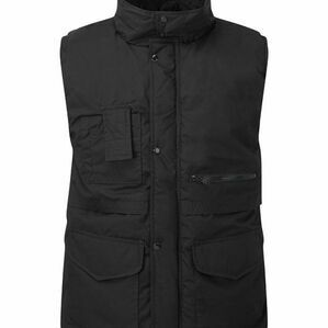 Castle Black Wroxham Body Warmer