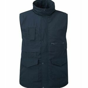 Castle Wroxham Padded Bodywarmer - Navy