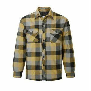 Castle Black Flint Padded Shirt 109