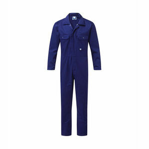 Castle Navy Stud Boiler Suit