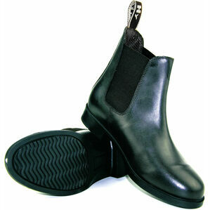 Hyland Black Durham Jodhpur Boots