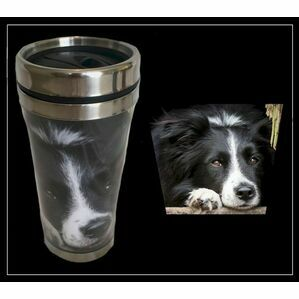 Collie Travel Mug Country Matters