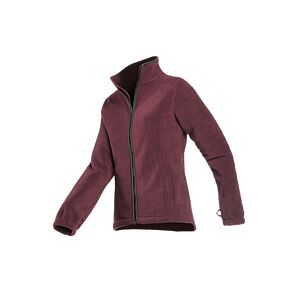 Baleno Sarah Ladies Fleece Jacket - Plum