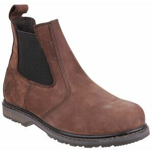 Amblers Sperrin Brown STC+Midsole Dealer Boots